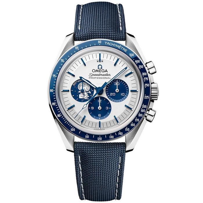 Replica Omega Speedmaster Moonwatch Apollo 13 50th Anniversary Snoopy 310.32.42.50.02.001