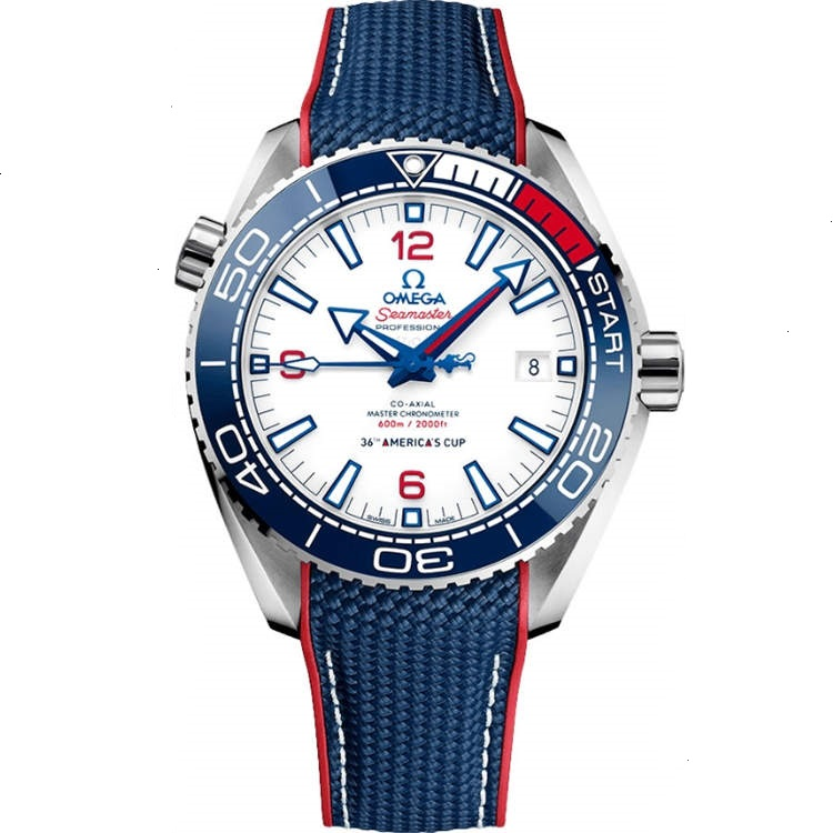 Replica Omega Seamaster Planet Ocean 36th America's Cup 215.32.43.21.04.001