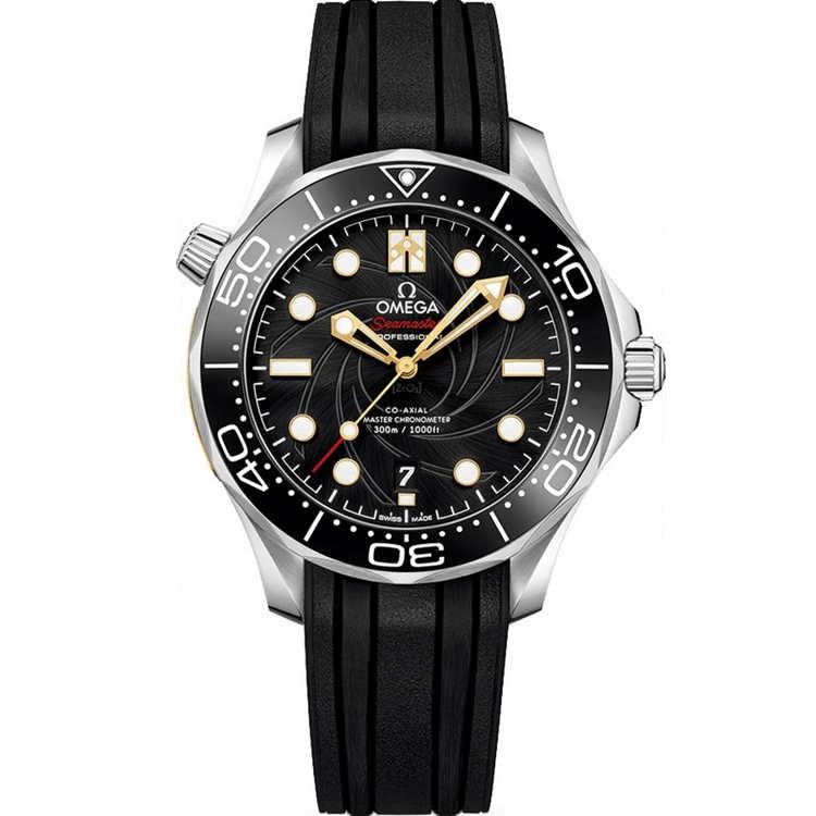 Replica Omega Seamaster Diver 300M James Bond 210.22.42.20.01.004