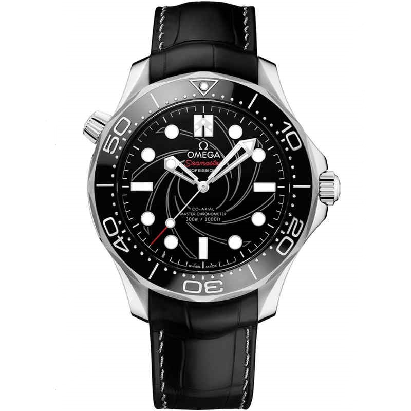 Replica Omega Seamaster Diver 300M James Bond Numbered Edition 210.93.42.20.01.001