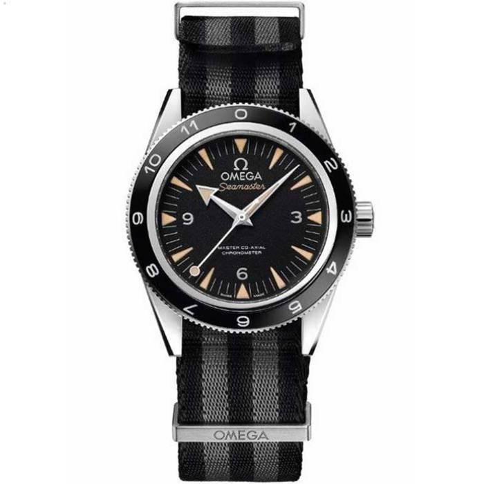 Replica Omega Seamaster Diver 300M James Bond 007 SPECTRE 233.32.41.21.01.001
