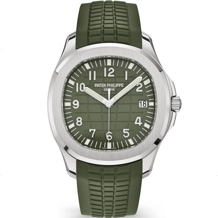 Replica Patek Philippe Aquanaut Khaki Green 5168G-010