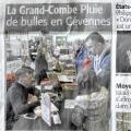 MidiLibre 11/02/2018 - Festival BD Aux Portes des Cévennes à la Grand Combe