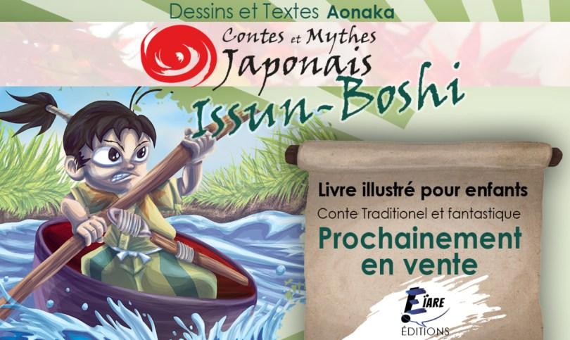 Contes et Mythes Japonais - Issun-Boshi - Prochainement en Vente