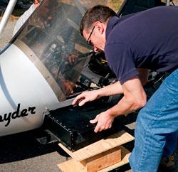 Spyder battery