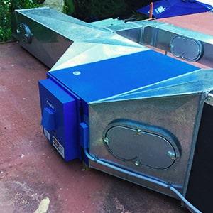 retrofit kitchen exhaust filtration