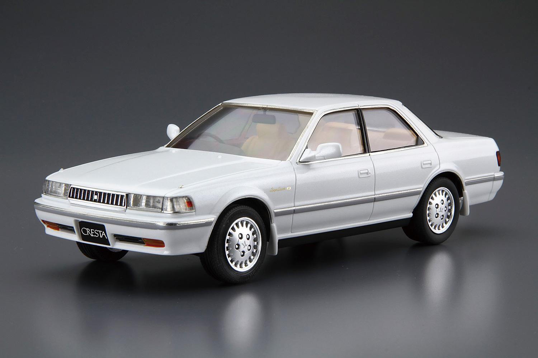 Fujimi model i ID-120 Toyota Cresta 3.0 Super Lucent G kit scale 1//24
