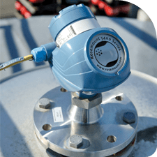 Rosemount radar level transmitter, Rosemount radar level transmitter