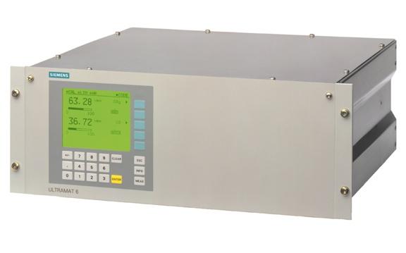 Siemens Ultramat 6 analyzer