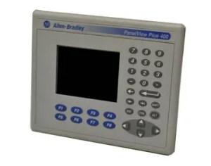PanelView Plus 400