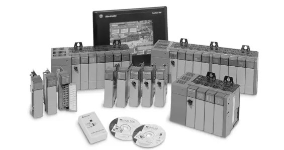SLC 500 SYSTEMS