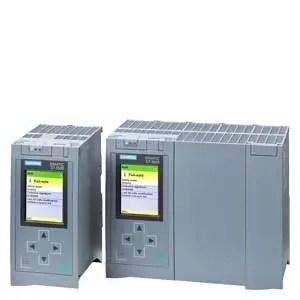 s7-1500 Fail-safe CPUs