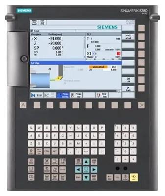 SINUMERIK 828D BASIC PPU 240.3, vertical
