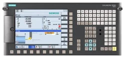 SINUMERIK 828D BASIC PPU 241.3, horizontal