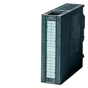 SM 322 digital output modules