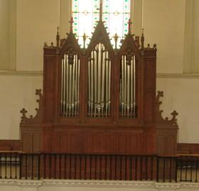 L'orgue actuel