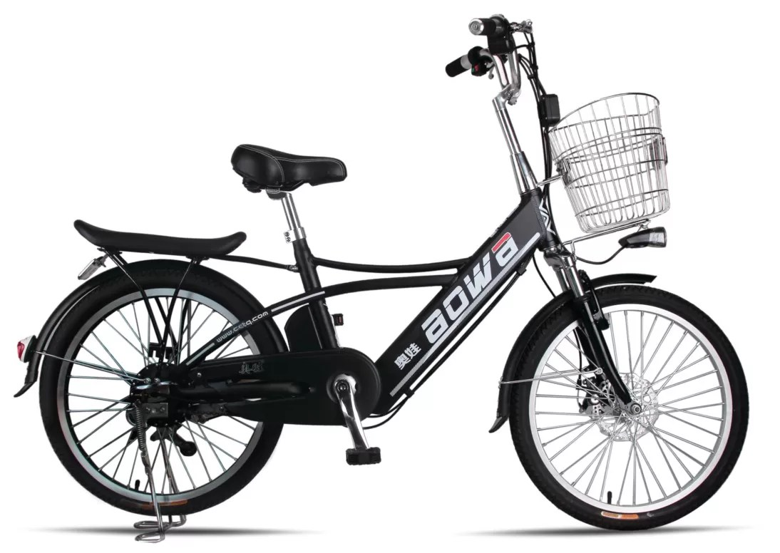 250w Hidden Battery Lithium Bicycle Battery Operated Bikes For Adults