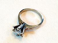 ブライダル:古いリング