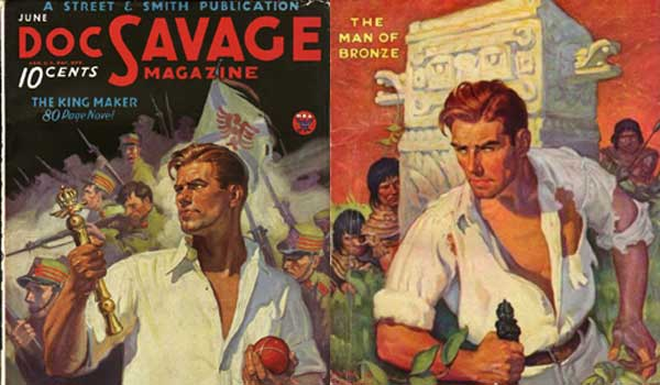 Doc-Savage