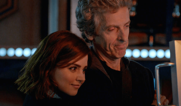 Dynamic Duo- Clara and the Doctor