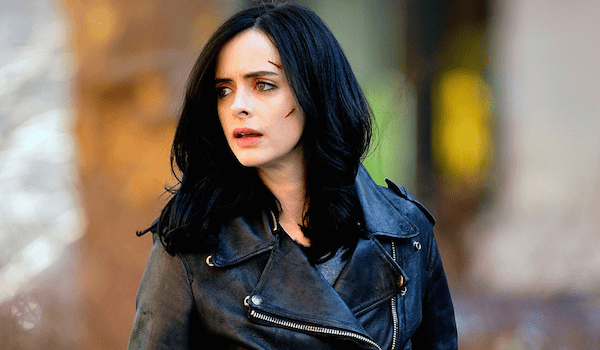 Kick-Ass Female- Jessica Jones
