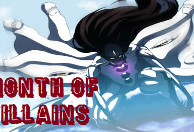 Month of Villains Cover
