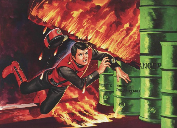 INTERVIEW: Jamie Anderson & Nicholas Briggs, Captain Scarlet 50th Anniversary Audio Adventures