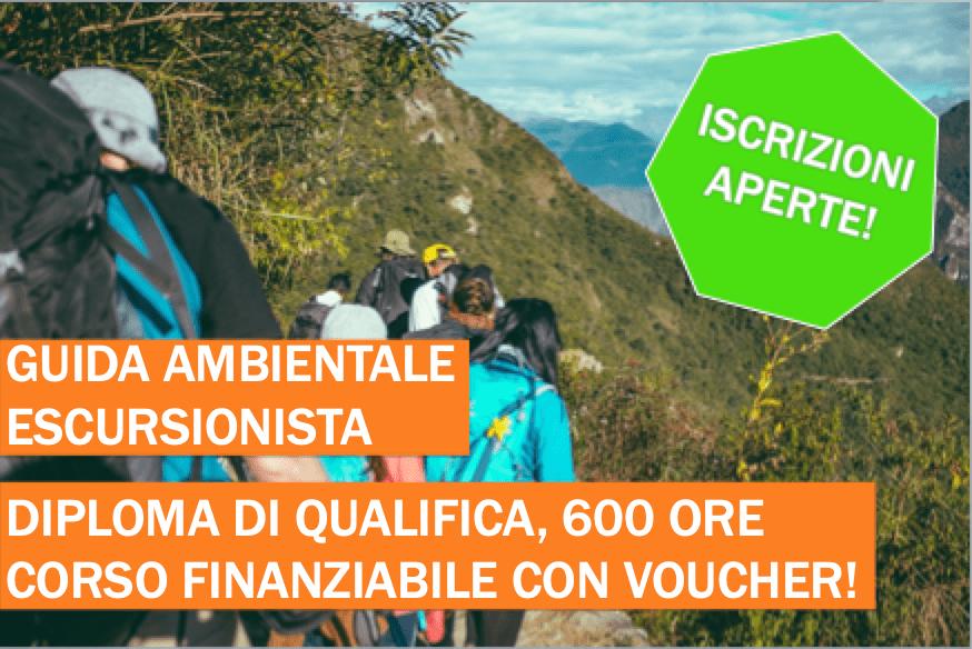 Sono Aperte Le Iscrizioni Al Corso Di Guida Ambientale Escursionista 2020