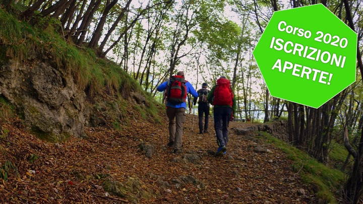 Iscrizioni Aperte Per Il Nuovo Corso Di Guida Ambientale Escursionista 2020