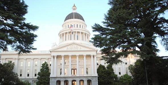 Sacramento State Capitol