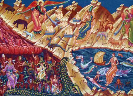 Image result for apocalipsa sf ioan teologul