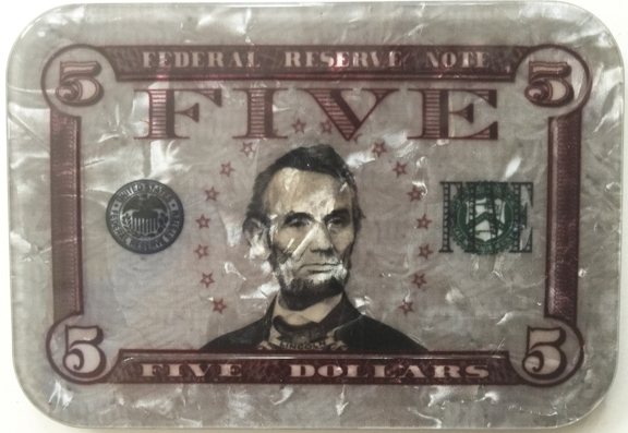 Abraham Lincoln MSK Plaque