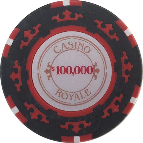 Poker Chips Casino Royale