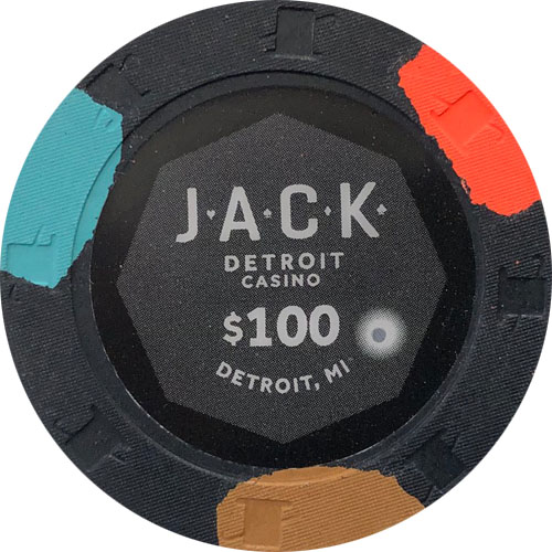 Jack Casino Paulson Poker Chips