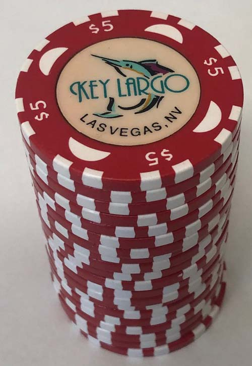 Key Largo Casino Chips