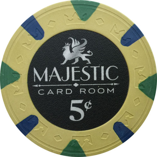 Majestic Poker Chips
