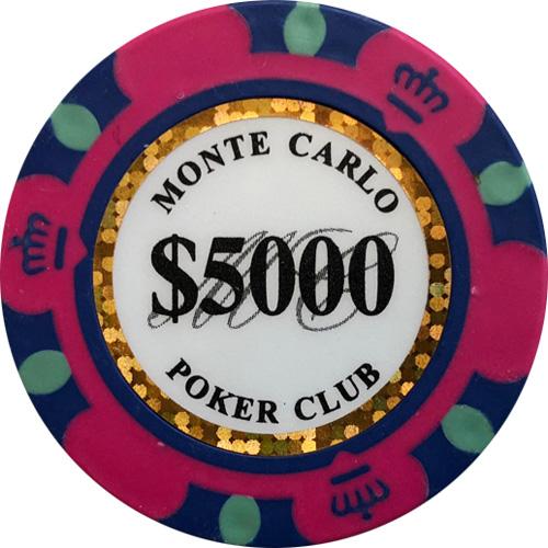 monte-carlo-$5000-poker-chip