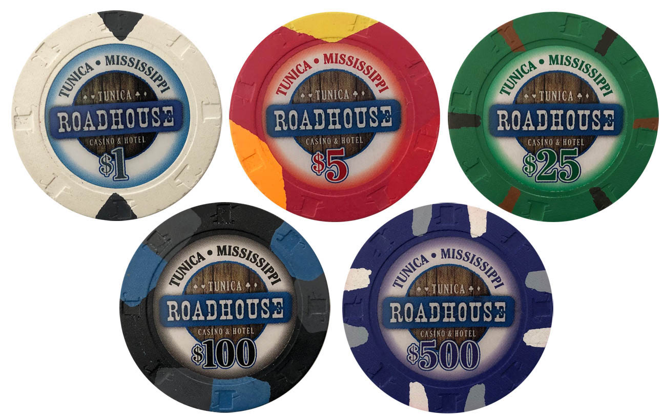 Roadhouse Casino Paulson Sample Set