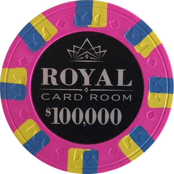 Royal Poker Room Chips