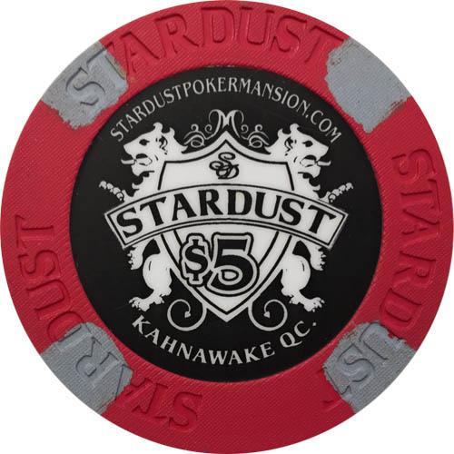 Stardust Paulson Poker Chips