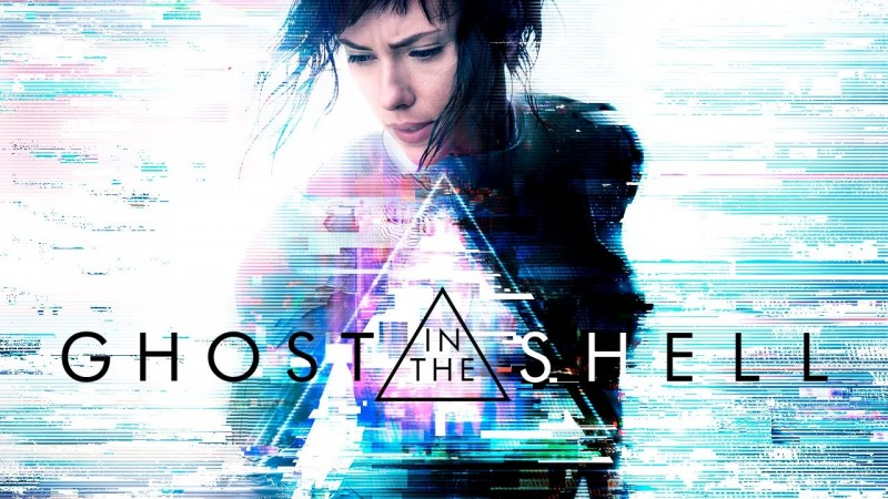 REVIEW FILEM : GHOST IN THE SHELL