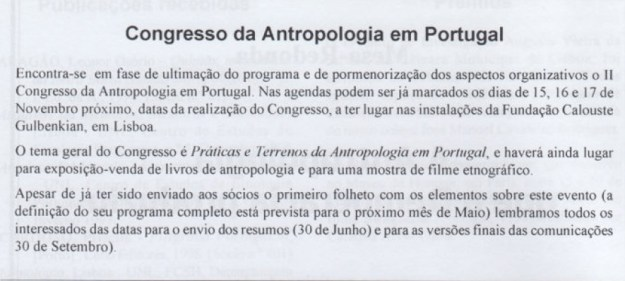 II_congresso_APA_boletim_APA_02-1999