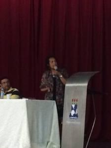 2015 participacao no SEFELI em Aracaju