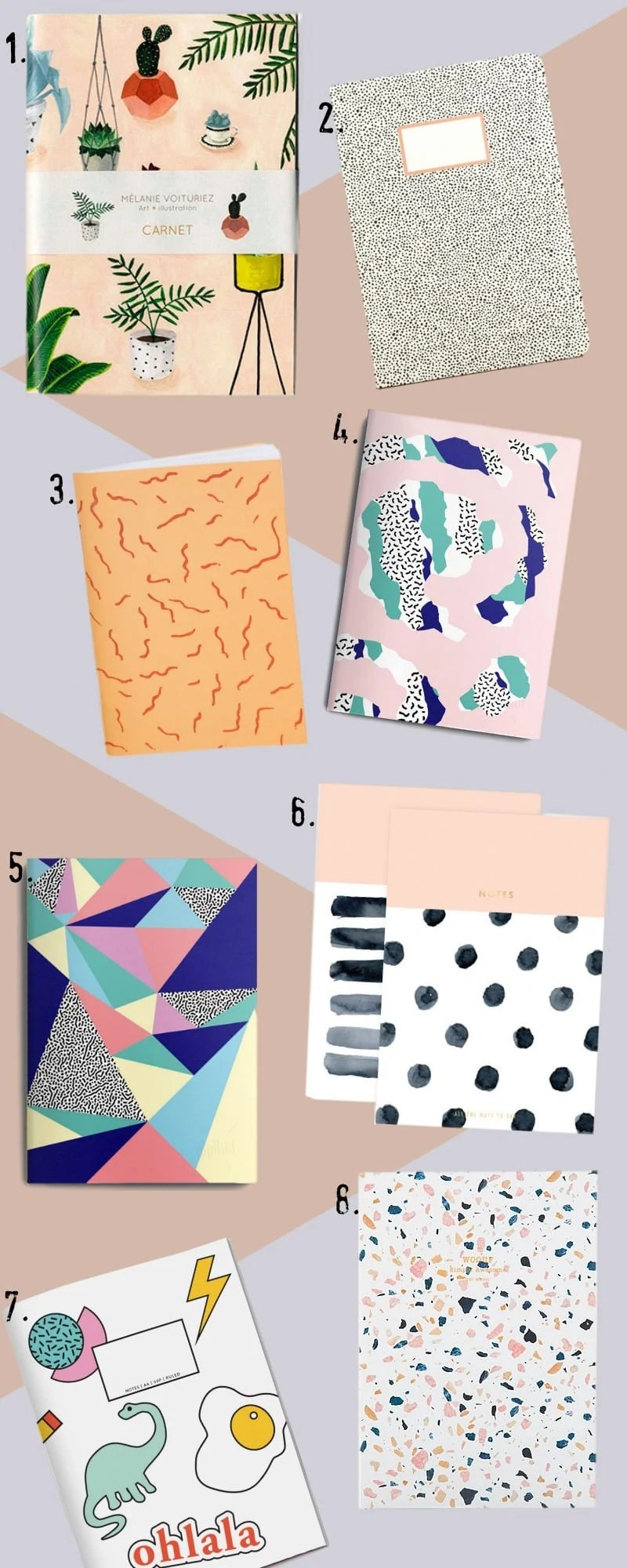 8 Amazing Notebooks