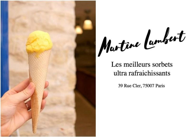 Là où aller pour déguster les meilleures glaces à Paris