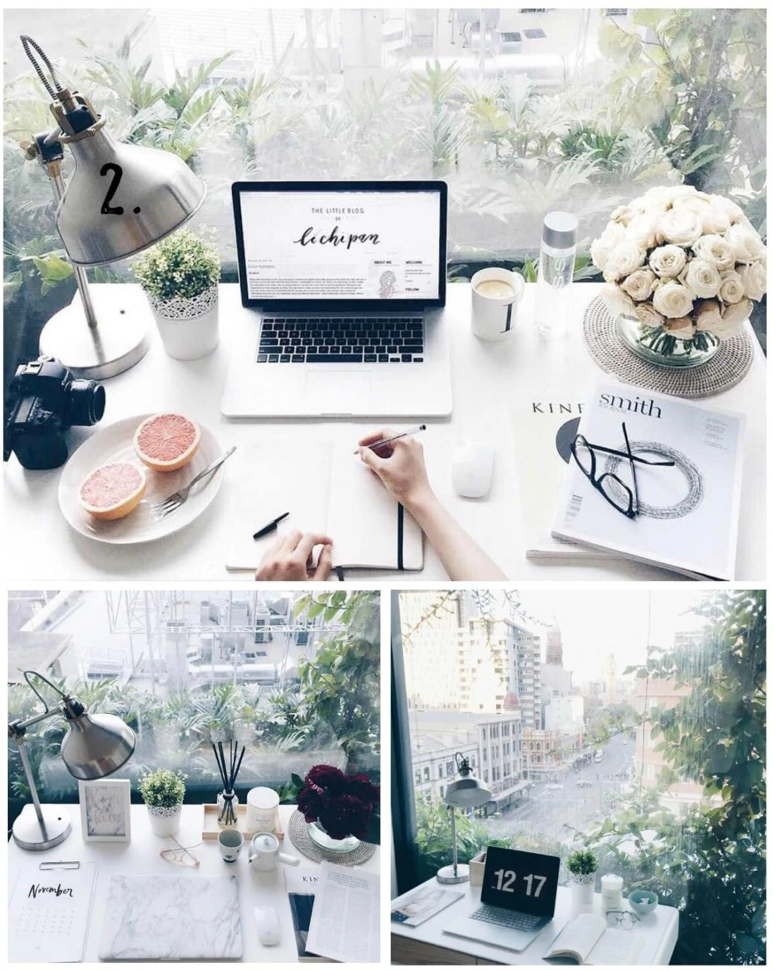 Office Envie- Get inspired by these dreamy offices