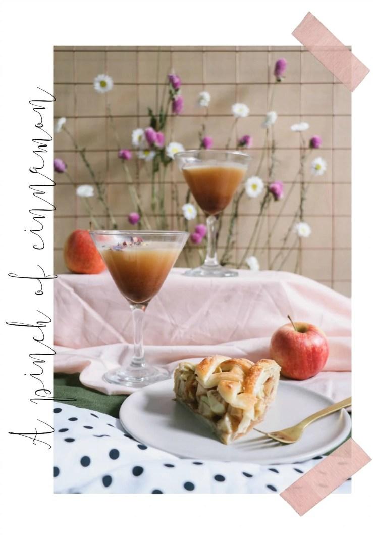 apple pie martini recipe