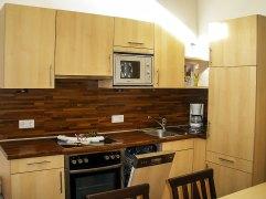 Wohnung 2: Küche