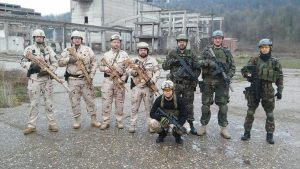 Air Soft Team K.G.M.