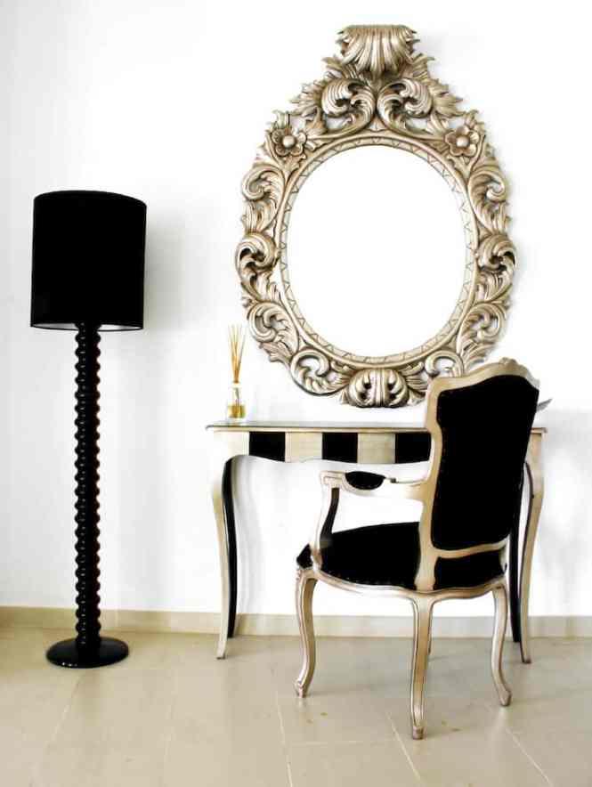 Avoiding Small Decorative Wall Mirrors